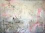 VOIE FERRÉE  I  89 X 116 cm   I   acrylique sur toile   I   2014