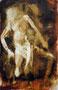 SOLAIRE   I   45 X 33 cm   I   acrylique sur toile   I   2015