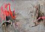 GESTES   I   77 X 105 cm   I   acrylique sur papier   I   2011