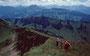 Abstieg von der Winterstaude zur Lingenauer Alpe und Stongenalpe