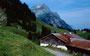 Fellealpen und Hochkünzelspitze vom Anstiegsweg zur Hochgletscheralp