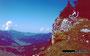 Steilabfall am Liegstein. Tiefblick auf Bregenzerache