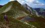 Kleiner Bergsee nördlich vom Glattjöchl