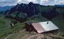 Der Hinteregger vom Weg Winterstaude - Stongenalpe