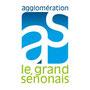 Logo de la communauté d'agglomération du Grand Sénonais