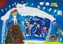 「障害物競走」 リ・サエ 滋賀朝鮮初級学校