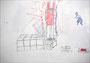 「アニメーション『挑戦を受けてたつ!!』」 集体作 千葉朝鮮初中級学校