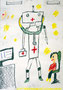 「ロボット医者」 キム・スガン 東京朝鮮第一初中級学校