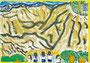 「山登り」_リ・チヨン__千葉朝鮮初中級学校