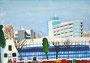 我が母校-旧校舎 キム・リョンフィ 東京朝鮮中高級学校