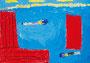 「まっすぐ泳ぐよ、1,2,3!」 キム・セユ 南大阪朝鮮初級学校