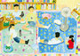 「夏休みの図書室で」 リ・ミレ 東京朝鮮第五初中級学校