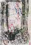「林で餌を食べるリス」_ハン・ソングァン_神戸朝鮮初中級学校