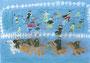 「スーホの白い馬を読んで」 キム・ユオ 生野朝鮮初級学校