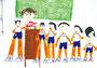 「おいしいお菓子作り」 ソ・インチョル 西播朝鮮初中級学校