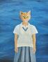 「猫をかぶった人」 キム・リファ 神戸朝鮮高級学校