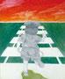 「出発進行」 キム・ヒャンス 九州朝鮮中高級学校