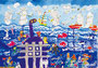 「海の研究所建設中」_リ・ヨンサン_東京朝鮮第5初中級学校