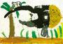「昆虫ロボット」 キム・ケイン 東京朝鮮第一幼初中級学校