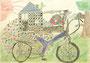 「草むらにとめた自転車」 キム・チュンジ 神戸朝鮮初中級学校