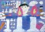「ロウソク」 オ・フィソン 生野朝鮮初級学校