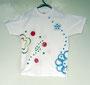 「Tシャツデザイン」 ファン・ユラン 東京朝鮮第四初中級学校