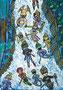 「スキーの思い出」 クォン・フィソッ 名古屋朝鮮初級学校