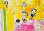 「メイクアップアーティストになりたい」 シン・ミリョン 大阪朝鮮第四初級学校