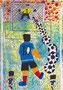 「サッカー選手になる夢」 キム・ファジョン 北陸朝鮮初中級学校