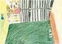 「お菓子の国への扉」 パク・リヒャン 西東京朝鮮第二幼初級学校