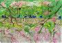 「春の公園にて」 カン・チェオク 東京朝鮮中高級学校
