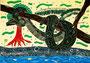 「大蛇」_リ・セリョン_東京朝鮮第1初中級学校