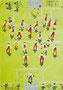 「サッカー」 キム・ユフィ 生野朝鮮初級学校