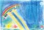 「虹のぞうきん」 キム・リョンナ 西東京朝鮮第二幼初中級学校