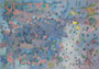 rintaro 5年生「すきとおる 深海の色」