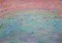 iori 5年生「にじんでいる海の中の にじ色」