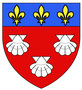 Blason d'Aurillac