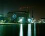 JULIA 2006 Gesamtansicht Lichtprojektion Rhenus Speicher