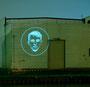 OLIVER 2006 Gesamtansicht Lichtprojektion Lehnkering-Halle