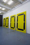DISPLAY, Ausstellungsansicht Galerie b2, Leipzig