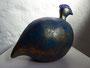 Großes Rebhuhn, Keramik, Höhe ca. 20 cm