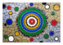 27:  NANA I KE KUMU – Schaue auf die Quelle / 2014 / Mischtechnik auf Papierkarton / 100x70 – Original: CHF 2'000