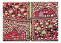 10:  KALA – Alles ist möglich / 2012 / Filzstift auf Papierkarton / 100x70 / Original: CHF 2'000