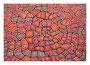 33:  HO'OMALU – In sich gehen / 2014 / Acryl, Gouache und Filzstift auf Papierkarton / 100x70 – Original: CHF 2000