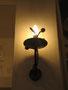洋鍛冶作家による照明