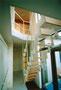 階段 wood+steal