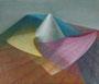 Dispersion | 2017  | 油彩、キャンバス|H45.5cm×W53cm