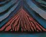 デルタの丘|2014|油彩、キャンバス|65.2cm×53.0cm
