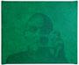 18/09-Onder groen. 25x30cm
