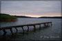 abends am Beldahner See (Jez.Beldany)
